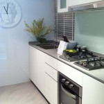 Showflat for Inflora :: 2 Bedroom Kitchen