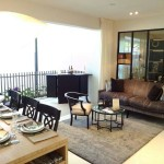 Showflat for The Inflora Condo :: 3 Bedroom